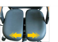 Easy Adjustment Of The Base A Chair To Give Comfort Le And Posture Helps Preventing Spinal Pelvic Disorders As Well Hemorrhoids